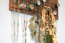 What to do with wooden thread spools