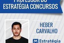 Coordenadores do Estratégia / O site Estratégia Concursos foi fundado por esses 4 ex-concurseiros em 2011, e desde então é referência em todo o Brasil.