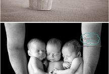 Newborn and babies / I love photographing and my most favourite motiv are babies and children. Here on pinterest I find lots of inspiration and joy