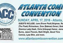 Atlanta Comic Convention 04/17/16 / by Bobby Nash