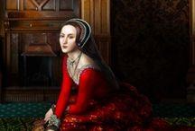 The Tudors / by Janine Schmidt