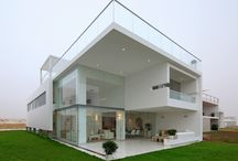 Architecturale house