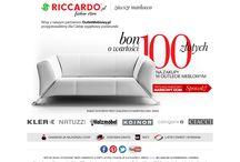 Furniture ecommerce portfolio - Sebastian Sokolowski
