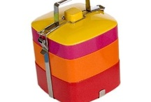 low waste lunch boxes / by Saltwater-Kids