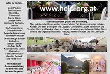 Hochzeits Ideen www.help-org.at Partyservice Kärnten