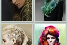 Fashion Hair / Best worn on the cat walk or in magazines, or by the very brave!