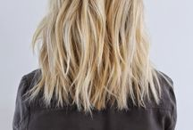 blonde balayage honey