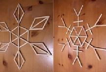construeren / construeren houd in dat je een werkstuk maakt waarbij je verschillende delen aan elkaar vast maakt
