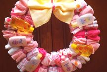 Baby crafts / gifts and showers / by Mich Ellesky