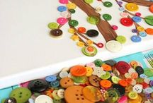 Buttons - Craft Ideas