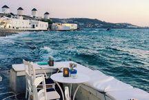 dovolená / Řecko a Francie