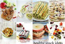 Snacks, Sides & Salads