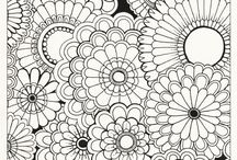 Coloring Pages / by Heather Turner
