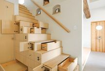 Smart Storage Ideas / If you have a small living space or just want more space, you need to organize a smart storage.
