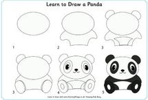 Art - how to draw / Basic drawing ideas