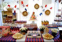 Decoração de Festas Juninas