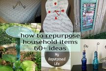 upcycle-repurpose / by Stephen-Char Kitchell