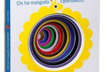 #Libri-gioco / #Libri-gioco per bambini: libri coi buchi, libri interattivi, libri con le alette #libriperbambini #libricoibuchi
