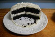 BIRTHDAY CAKES....