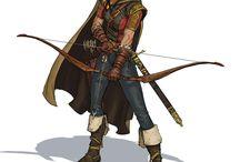 Ranger - Human - Female