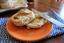 Quick Breads & Biscuits / by Jennie {The Messy Baker}