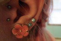 Piercing ideas.  / by Emily Cunningham