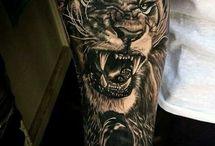 moun tatoos