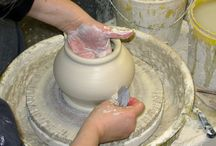 CERAMIC SHOWCASE POTTERS IN THEIR STUDIOS / CREATING BEAUTIFUL POTTERY FOR CERAMIC SHOWCASE PAST AND PRESENT