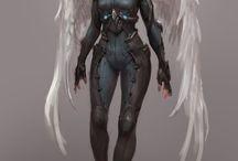 cyberpunk inspiration