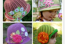 Crochet and Knitting Hats