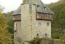 châteaux Belgique