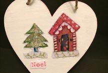 Sarah King Art & Design - Christmas