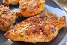 Grilling Greats / Marinades, rubs and  treats for the grill / by Kathy McNutt