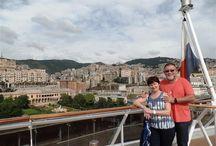 MSC Splendida /  Mediterranean cruise: Genova-Naples-Sicilia-Tunis-Barcelona-Marseille-Genova