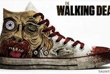 shoes paint