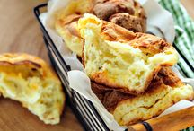 Yorkshire pudding/popovers