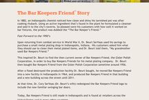The Bar Keepers Friend History