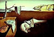 Salvador Dali / Landschappen van Salvador Dali