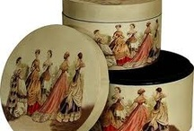 Hat Boxes and Stands....... / p / by Heidi
