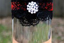 WEDDING - RED & BLACK
