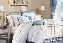 Bedroom inspirations / by Heather Wilmore