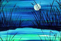 Månelandskap