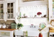 Kitchen Ideas / by Kara Kramin
