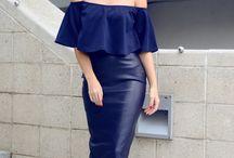 leatherlook Blue