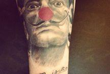 i miei tatuaggi