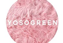 Y O S O G R E E N / YOSOGREEN  is a V-blog with own plant-based recipes to fuel your body and feed your eyes!