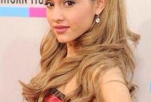 Ariana hairstyle