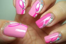 Causes Nail Art / by Rose Stumbaugh