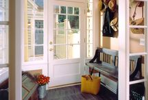 House: entry way