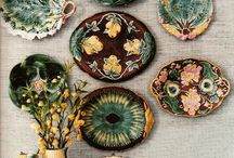 Antiques, Majolica / by Cathy Part